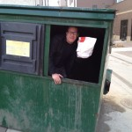 Dumpster Diver Fargo Moorhead