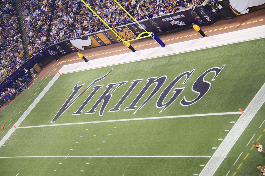 Zygi Wilf asks Viking fans to start thinking of new team name