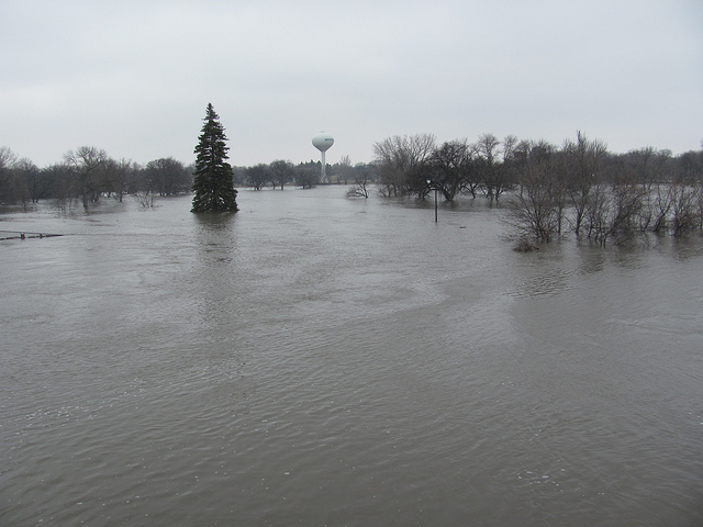 Red River Flood Fargo