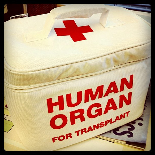 Facebook Releases Organ Harvesting Application.