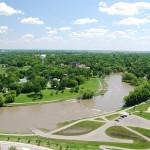Red River of Fargo Moorhead