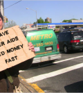 Fargo Panhandlers Super AIDS