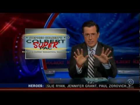 The Colbert Report – Munchma Quchi