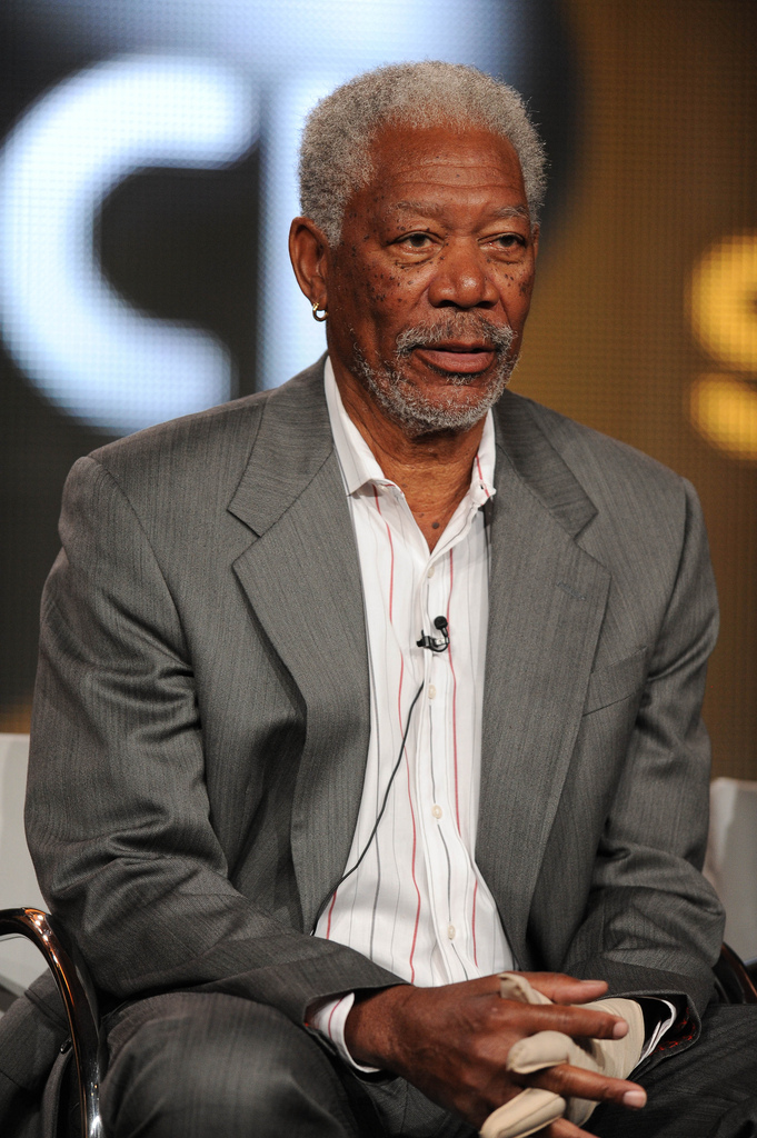 Morgan Freeman dies, makes statement about Newtown shooting