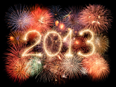 LIST: Awesome New Year's Resolutions