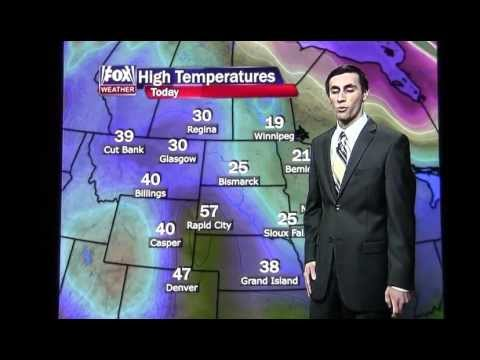 KVRR Fox of Fargo-Moorhead Weather Reporter Says What?