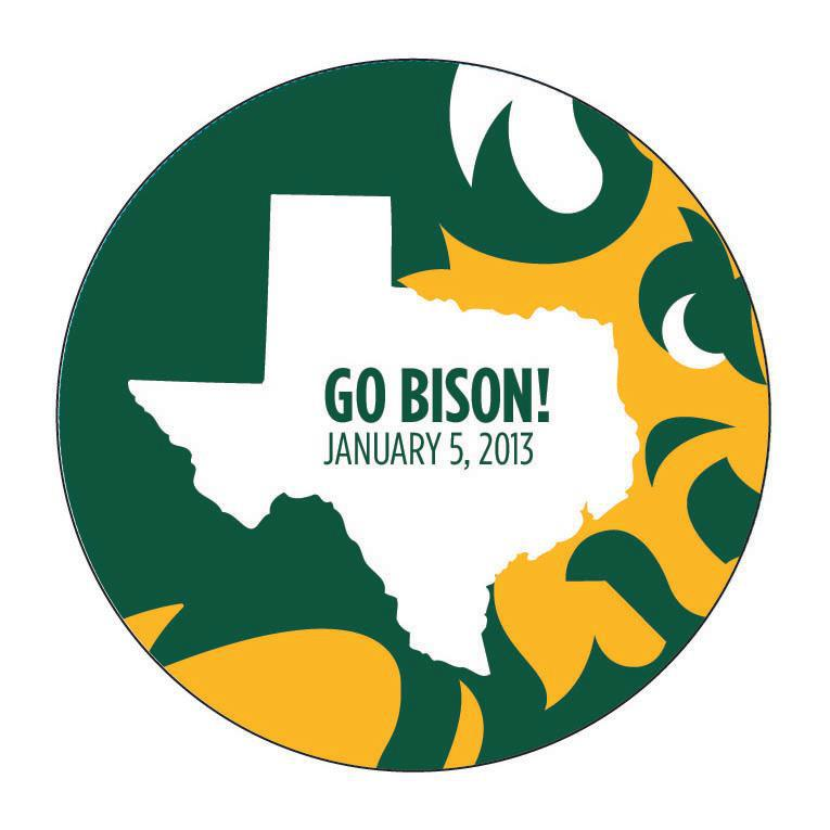 Thousands of NDSU Fans Lost In Frisco Texas