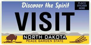 New North Dakota License Plate Ideas