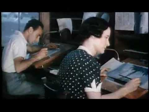 30s Animation Process By Fleischer Studios (Popeye)