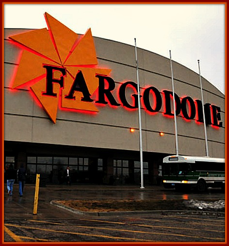 Fargodome Target Of Wacko Protest Group