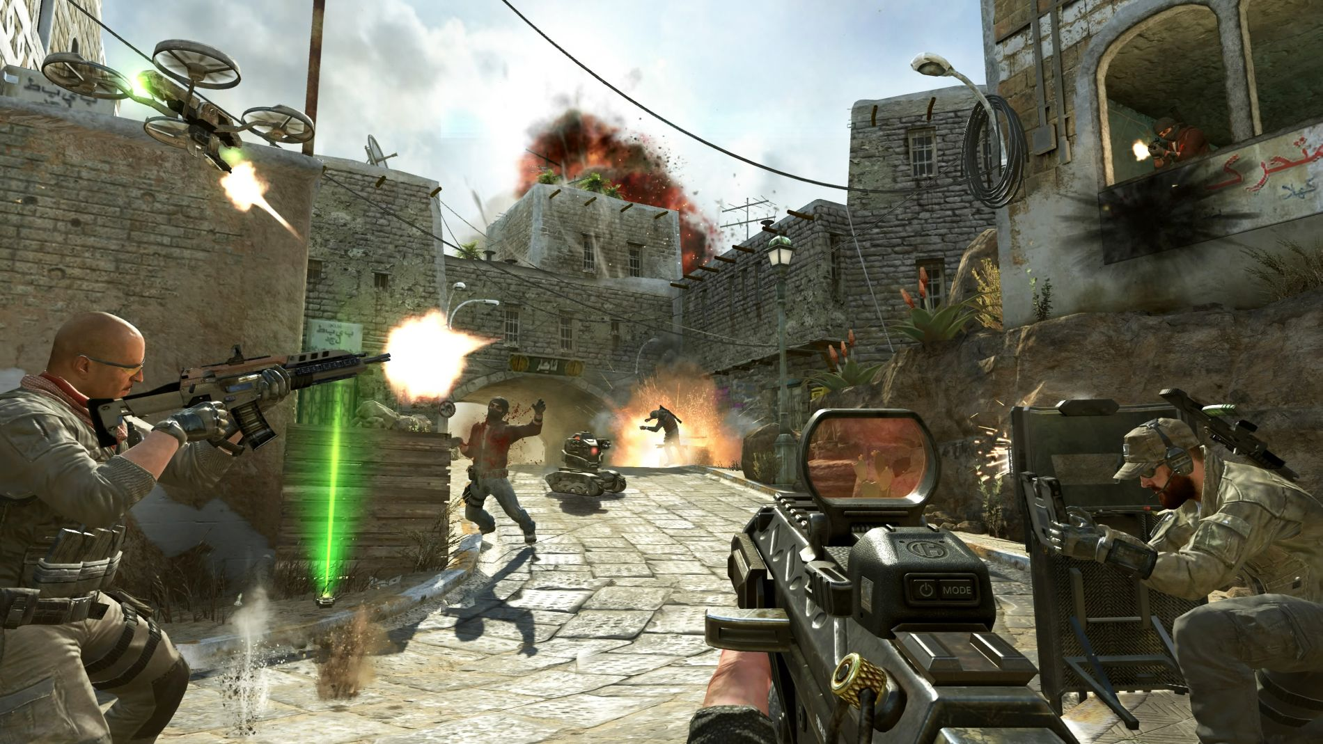Infinity Ward To Release Call Of Duty 5,6,7, and 8 All Next Month