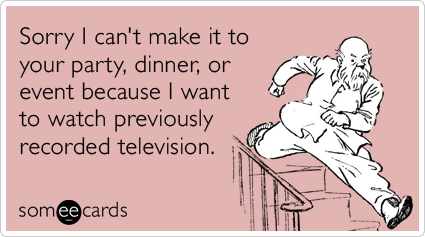 Dinner Party Event Ecard