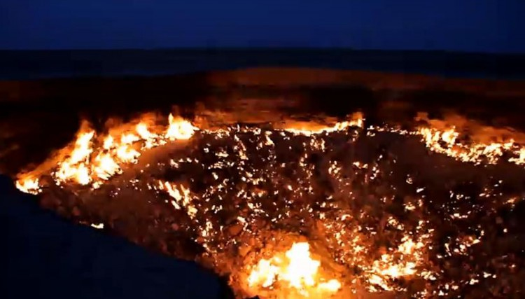 Scientists Discover A Gate to Hell In Fargo North Dakota