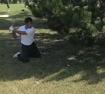 Fargo Man Forgot How to Golf, It's Been So Long