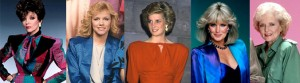 Shoulder Pads 80's fashion