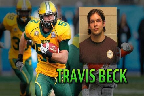 New Police Video.  NDSU linebacker Travis Beck Had Dirty Hands.
