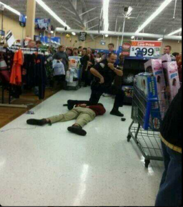 arrested black friday