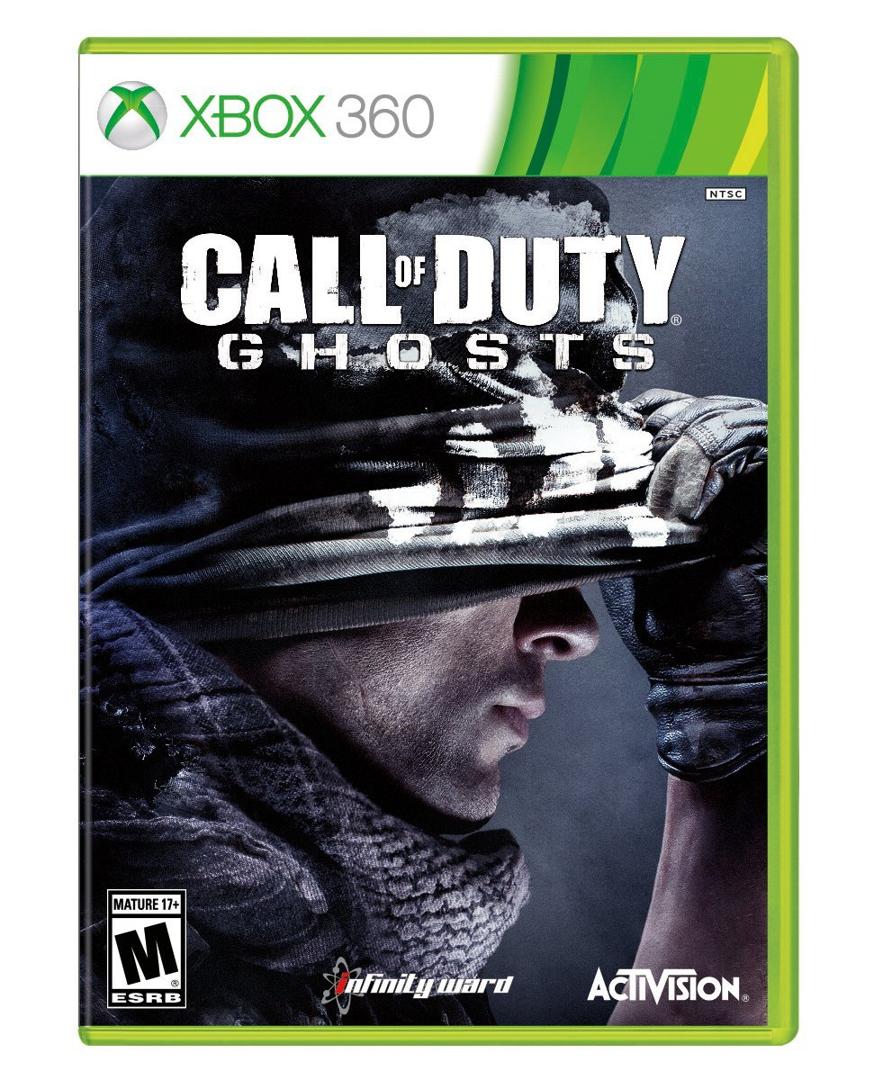 Call of Duty: Ghosts – Xbox 360 Review – It Sucks