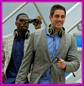 A denial of a denial is a confirmation that Aaron Rodgers is gay.
