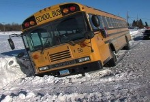 2 Fargo schoolchildren left unattended on school bus; resorted to cannabalism
