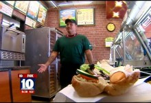 Local Sandwich Artist Gets Lifetime Achievement Award