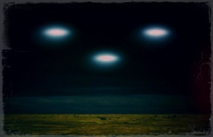 UFO lights south of Moorhead almost a nightly occurrence.