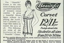 Area Maiden Sues Tailor After Corset Does Not Collapse Ribcage
