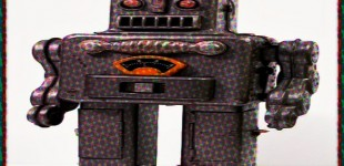 Win A New Robot For The New Year