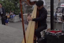 Harpist To Serenade Downtown Fargo Valentine's Day Patrons