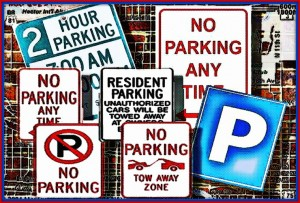 """""""Part of the allure of coming to downtown Fargo is the parking problem."""""""