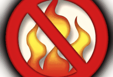 Burning Ban Does Not Include Throwing Lit Cigarettes Out Car Windows