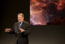 Al Gore Blames Chilean Volcano On Global Warming