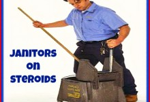 """New Business Called """"Janitors On Steroids"""" Coming To Fargo-Moorhead Area"""