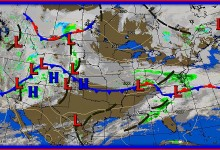 National Weatherman Walk-Out Threatens Nation