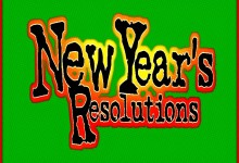 FMO's Suggested List For Your 2018 New Year's Resolutions
