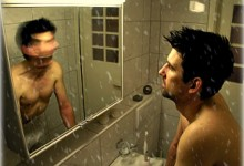 Jamestown Man Goes Crazy While Looking At Himself In The Mirror Too Long