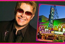 Sir Elton John Is Buying The Fargo Theater