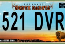 New ND License Plates Being Recalled Because Fonts Suck