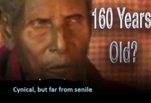 160-Year-Old Man Shares His Secrets To Longevity
