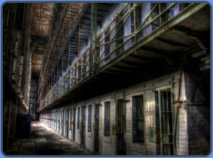Inside the new jail
