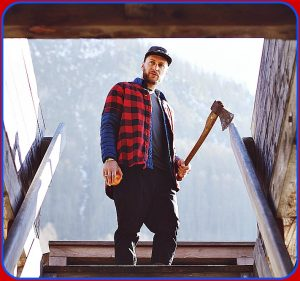 The UND Backdoor Lumberjacks!?