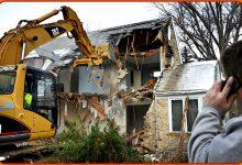 Fargo Man Returns Home To Discover Demolition Crew Destroying Wrong House