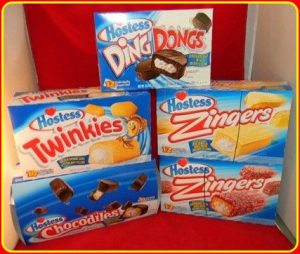 How many Ding Dongs, Twinkies, Zingers, and Chocodiles can you eat in a 24-hour period?