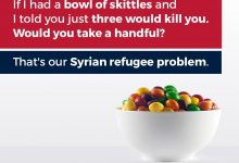 Skittles Founder Responds To Newest Trump Campaign Metaphor
