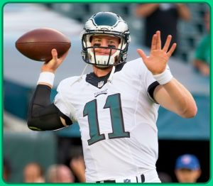 Carson Wentz coming home for homecoming!