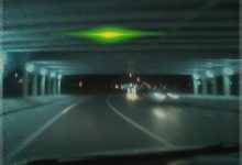 UFO Spotted Within Fargo City Limits