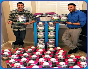 These two brothers bought up all the Hatchimals in the Fargo-Moorhead area prior to Black Friday Matters.