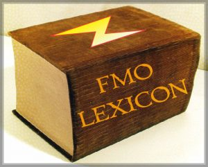 The FMO Dictionary keeps growing just like our national debt.