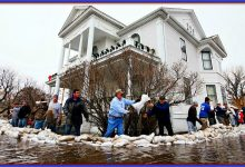 Fargo Facebook Families Fatally Fear Fifty Foot Fast Flood Forecast