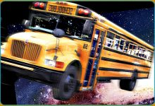 Large School Bus Full Of Illegal Aliens To Pass Between Earth And Moon